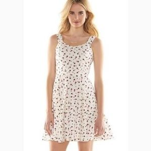 LC Lauren Conrad x Disney Minnie Mouse dress NWT